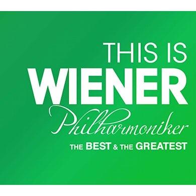 Classic THIS IS WIENER PHILHARMONIKER CD