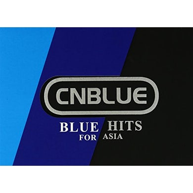 CNBLUE BLUE HITS FOR ASIA CD