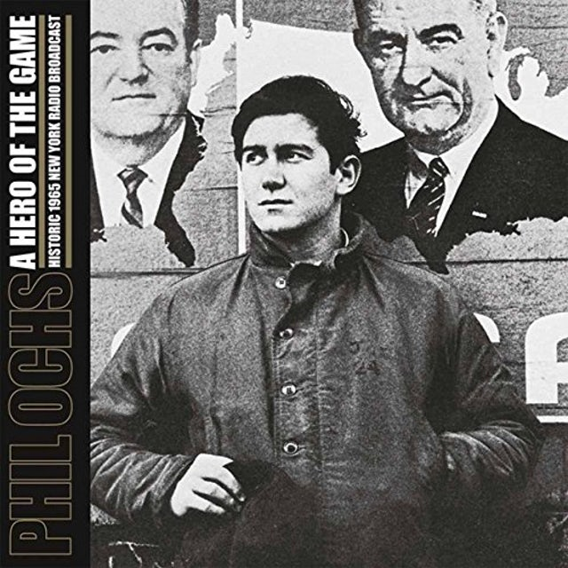 Phil Ochs HERO OF THE GAME (UK) (Vinyl)