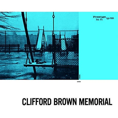 Clifford Brown MEMORIAL Vinyl Record