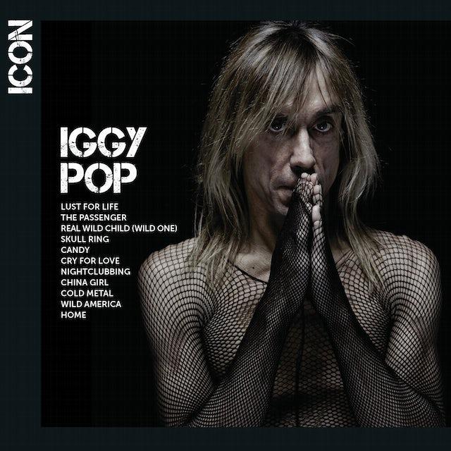 Iggy Pop ICON CD