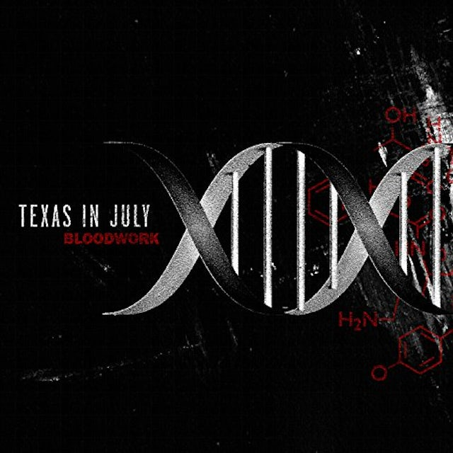 Texas In July BLOODWORK CD