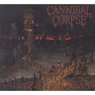 Cannibal Corpse SKELETAL DOMAIN CD