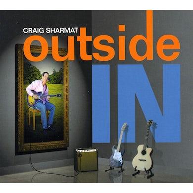 Craig Sharmat OUTSIDE IN CD