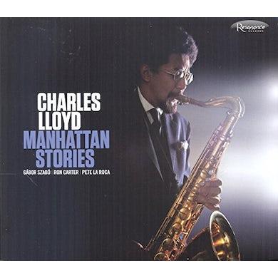 Charles Lloyd MANHATTAN STORIES CD