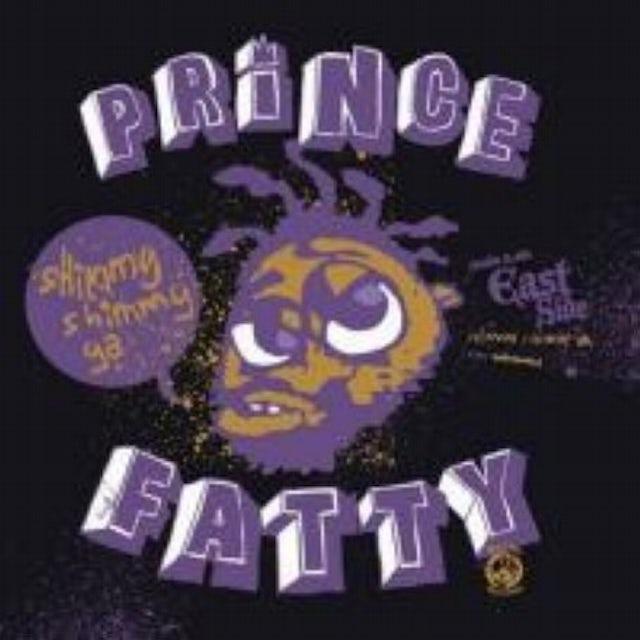 Prince Fatty SHIMMY YA / GIN N JUICE Vinyl Record