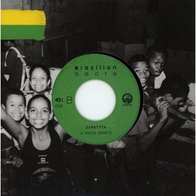 Junip / Zapattta OBA LA VEM ELAINE / A MESA SANTA Vinyl Record