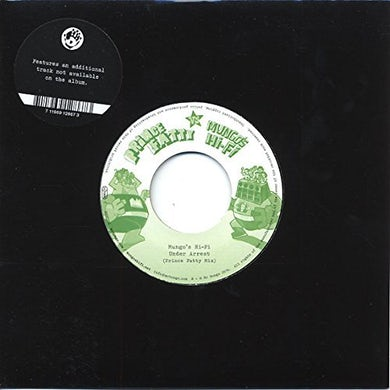 UNDER ARREST (PRINCE FATTY MIX) Vinyl Record