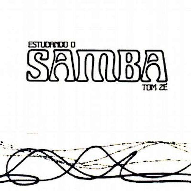 Tom Ze ESTUDANDO O SAMBA Vinyl Record