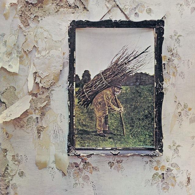 Led Zeppelin IV - Limited Edition 180g Digitally Remastered Vinyl LP
