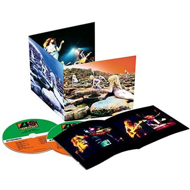 Led Zeppelin HOUSES OF THE HOLY CD