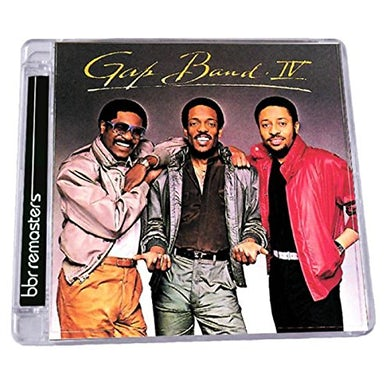 Gap Band IV: EXPANDED EDITION CD