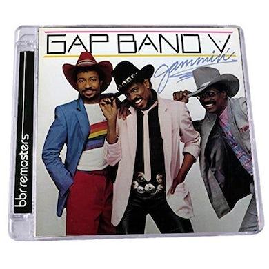Gap Band V-JAMMIN: EXPANDED EDITION CD