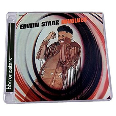 Edwin Starr INVOLVED: EXPANDED EDITION CD