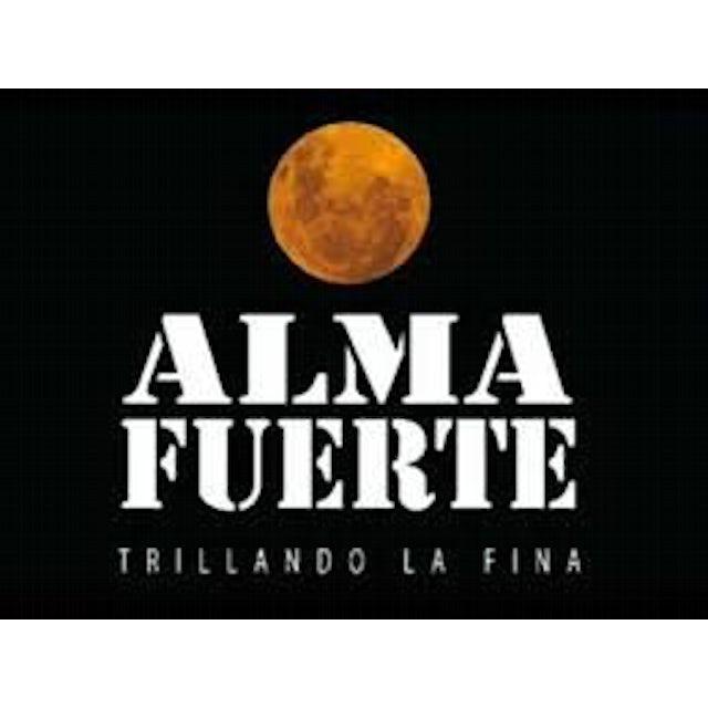 Almafuerte TRILLANDO LA FINA CD
