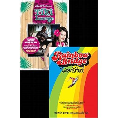 Merrell Fankhauser RAINBOW BRIDGE REVISITED/TIKI LOUNGE 2 DVD
