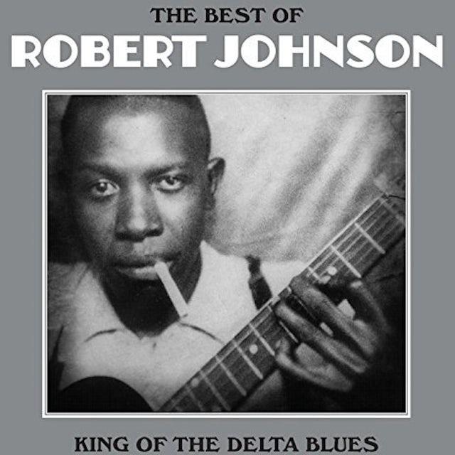 Robert Johnson BEST OF Vinyl Record