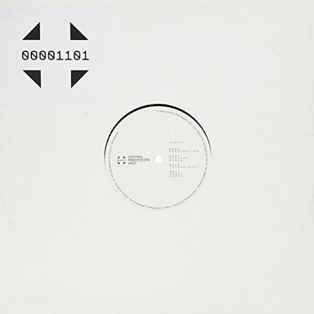 Cygnus TESSERACTER Vinyl Record - UK Release