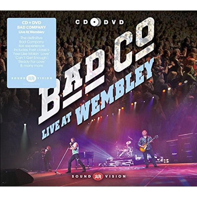 Bad Company LIVE AT WEMBLEY CD