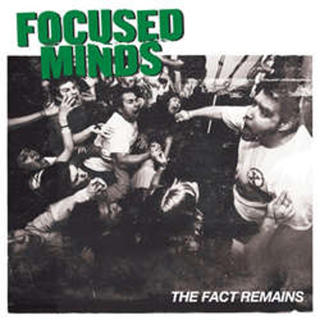 Focused Minds FACT REMAINS CD