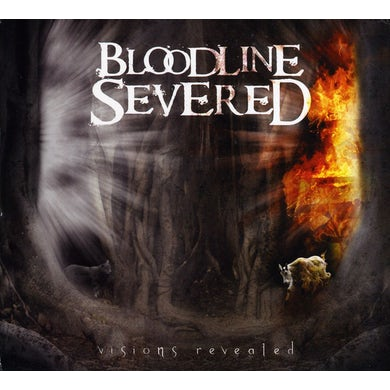Bloodline Severed VISIONS REVEALED CD
