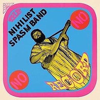 Nihilist Spasm Band NO RECORD CD
