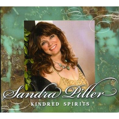 Sandra Piller KINDRED SPIRITS CD