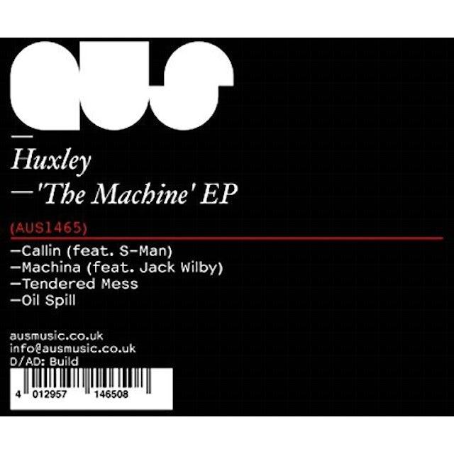 Huxley MACHINE Vinyl Record