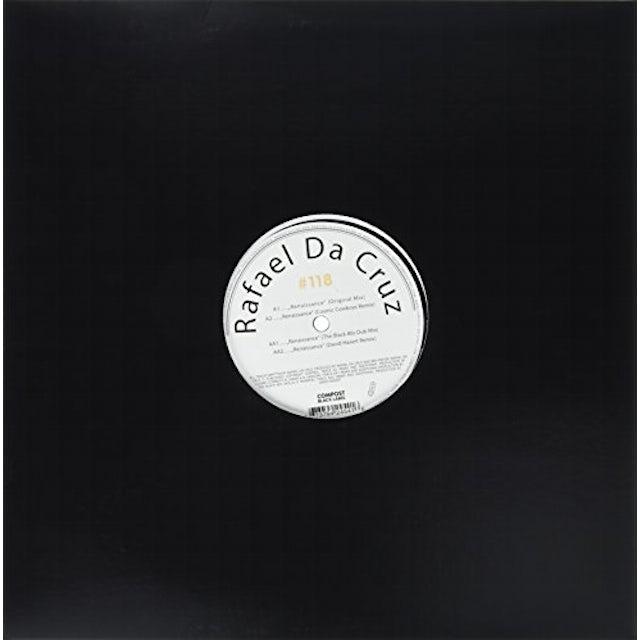 Rafael Da Cruz COMPOST BLACK LABEL 118 Vinyl Record