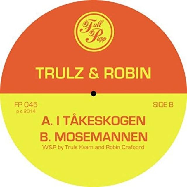 Trulz & Robin I TAKESKOGEN Vinyl Record