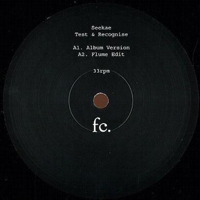 Seekae TEST & RECOGNISE REMIXES Vinyl Record
