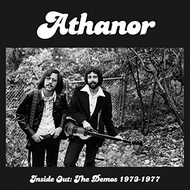 Athanor INSIDE OUT: THE DEMOS 1973-1977 Vinyl Record