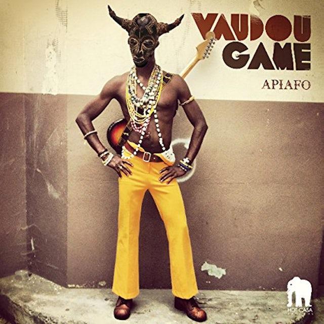 Vaudou Game APIAFO Vinyl Record