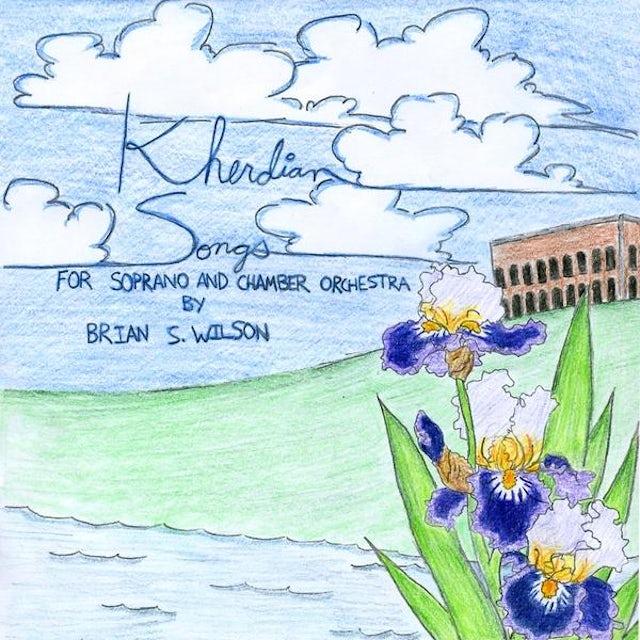 Brian Wilson KHERDIAN SONGS CD