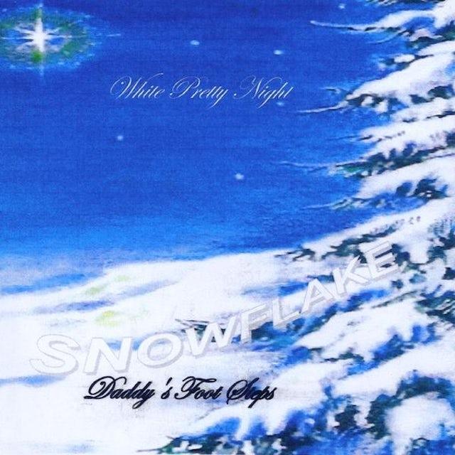 Snowflake WHITE PRETTY NIGHT CD