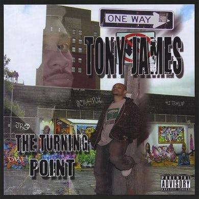 Tony James TURNING POINT CD