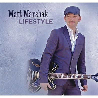 Matt Marshak LIFESTYLE CD