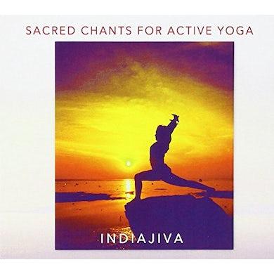 SACRED CHANTS FOR ACTIVE YOGA CD