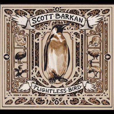 Scott Barkan FLIGHTLESS BIRD CD