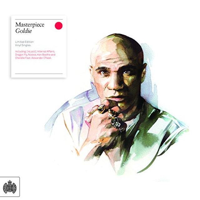 MOS: MASTERPIECE GOLDIE / VARIOUS (UK) MOS: MASTERPIECE GOLDIE / VARIOUS Vinyl Record