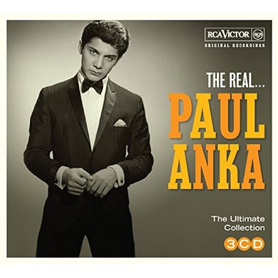 REAL PAUL ANKA CD