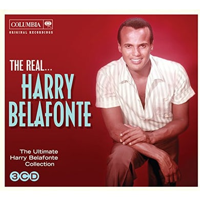 Harry Belafonte REAL HARRY CD