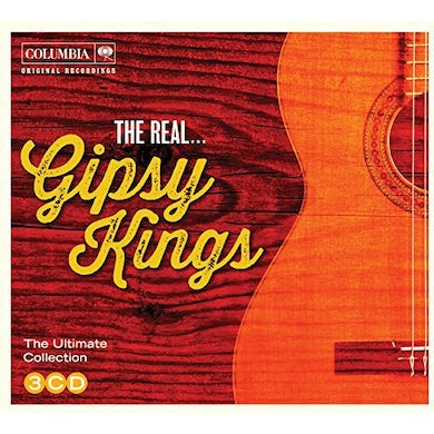 REAL GIPSY KINGS CD