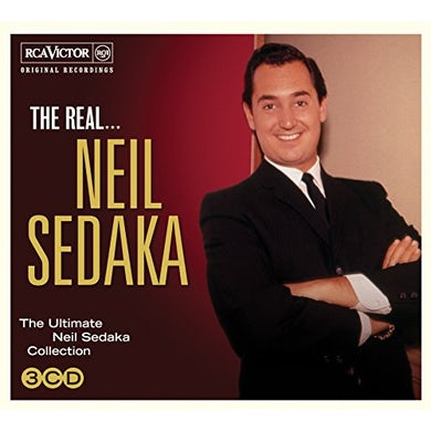REAL NEIL SEDAKA CD
