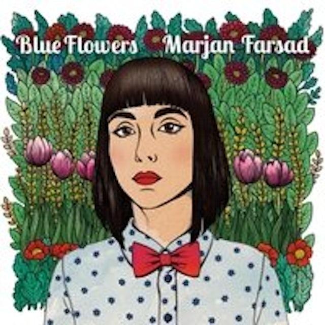 Marjan Farsad BLUE FLOWERS CD