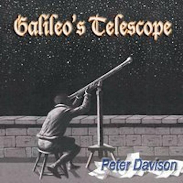 Peter Davison GALILEOS TELESCOPE CD