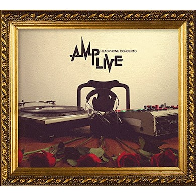 Amp Live HEADPHONE CONCERTO Vinyl Record