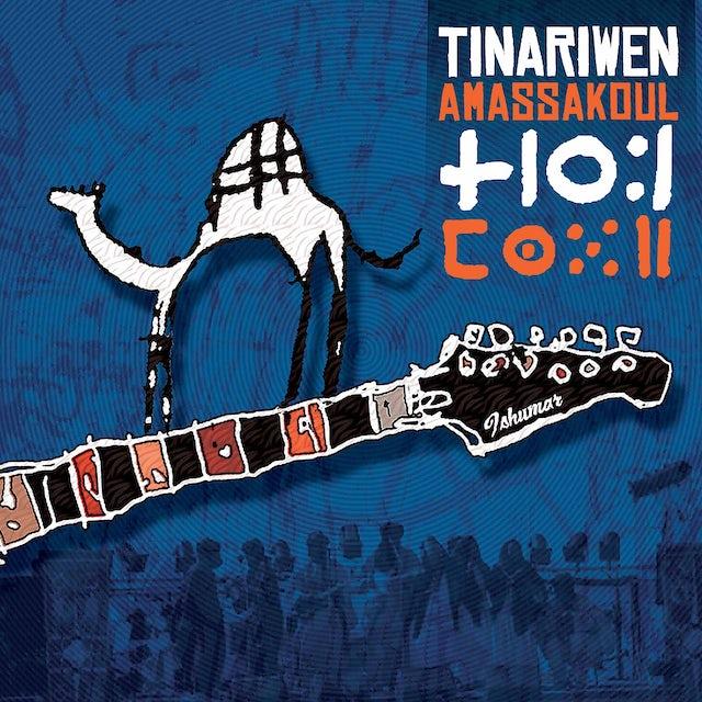 Tinariwen AMASSAKOUL Vinyl Record