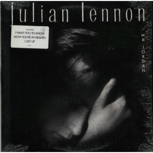 Julian Lennon MR. JORDAN Vinyl Record