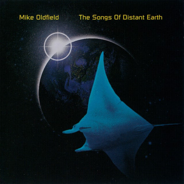 Mike Oldfield SONGS OF DISTANT EARTH Vinyl Record